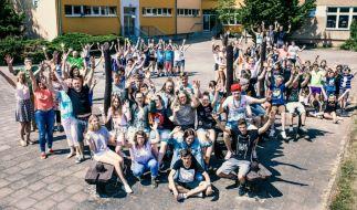"""Die Schüler der Albert-Schweitzer-Ganztagsschule in Aschersleben haben die Hauptrolle in """"Unsere Schule"""". (Foto)"""