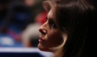 Wie steht es um die Ehe von Melania Trump? (Foto)