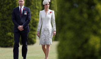 Auch Prinz William und Kate Middleton konnten nicht von einer Trennung verschont bleiben. (Foto)