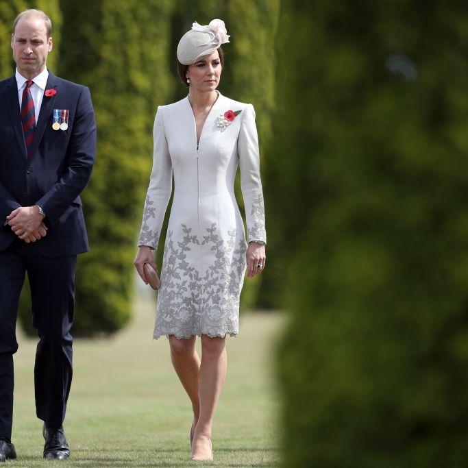 Flucht nach Trennung! Wegen Prinz William verließ sie das Land (Foto)