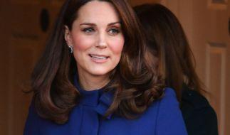 Kate Middleton steht eine emotionale Woche bevor. (Foto)