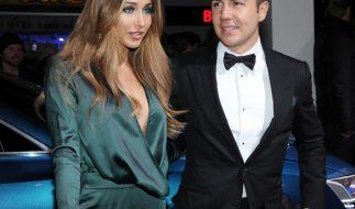Sind seit sechs Jahren ein Paar: Mario Götze und seine Ann-Kathrin. (Foto)