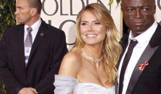Seal warf Heidi Klum eine Affäre mit ihrem Bodyguard vor, die sie stets abstritt. (Foto)