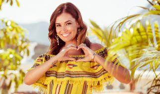 "Jana Ina Zarella moderiert die 2. Staffel ""Love Island"" auf RTL2. (Foto)"