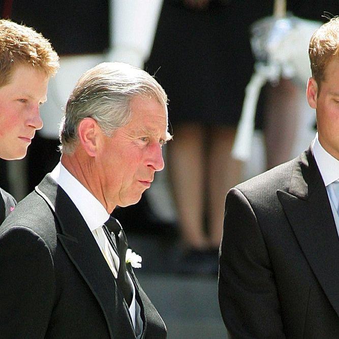 DAS hasst er an Prinz William und Prinz Harry (Foto)