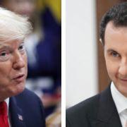 """Trump über Assad:""""Lasst uns ihn verdammt nochmal töten"""" (Foto)"""