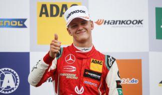 Dreht Mick Schumacher bald in der Formel 1 seine Runden? (Foto)