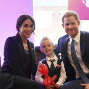 Üben Herzogin Meghan und Harry HIER für das 1. Kind? (Foto)