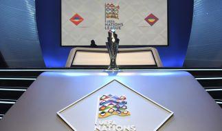 Wer schnappt sich am Ende den Pokal in der neuen Nations League? Alle Ergebnisse hier! (Foto)