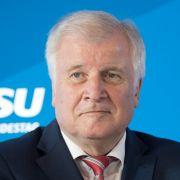 """Seehofer nennt Migration """"Mutter aller politischen Probleme"""" (Foto)"""