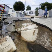 Mindestens 16 Tote!Zahl der Opfer nach Erdbeben steigt (Foto)