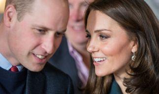 In Sachen Erziehung eigentlich immer ein Vorbild: Kate Middleton. (Foto)
