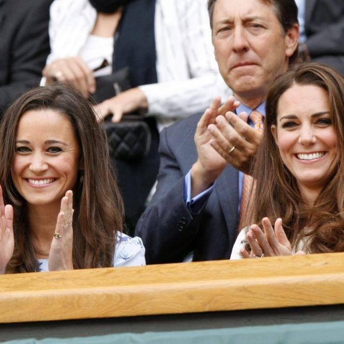 Nachwuchs! Kate Middleton und ihre Schwester freuen sich über Baby-News (Foto)