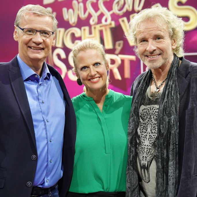 Letzte Folge! Barbara Schöneberger gibt den Ton an (Foto)