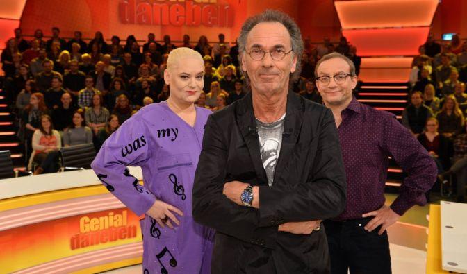 """""""Genial daneben - Die Schlager-Show"""" als Wiederholung"""
