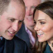 Prinz William mit schmutzigen Details über Herzogin Kate (Foto)