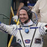 Live von der ISS! Astro-Alex telefoniert mit Bundespräsident (Foto)
