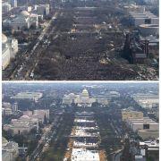 Fake-Bilder zur Amtseinführung! Fotograf gibt jetzt peinliche Bearbeitung zu (Foto)