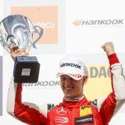 5. Formel-3-Sieg! Mini-Schumi weiter auf Erfolgskurs (Foto)