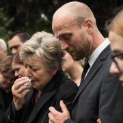 """Joachim Luger besucht seine eigene """"Lindenstraße""""-Beerdigung! (Foto)"""