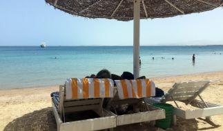 In einer ägyptischen Ferienanlage ist erneut ein Tourist an einer mysteriösen Infektion erkrankt (Symbolbild). (Foto)