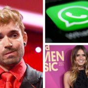 Daniel Küblböck: Letzte Fotos // Heidi Klum: Trost bei anderen Männern // WhatsApp-Warnung vor DIESER Nummer (Foto)