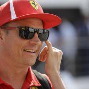 Räikkönen verlässt Ferrari - Leclerc wird neuer Vettel-Kollege (Foto)