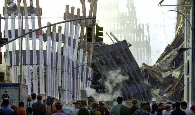 9/11-Anschläge auf World Trade Center