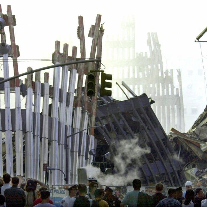 Ruhelos? Ein Geist soll am Ground Zero sein Unwesen treiben (Foto)