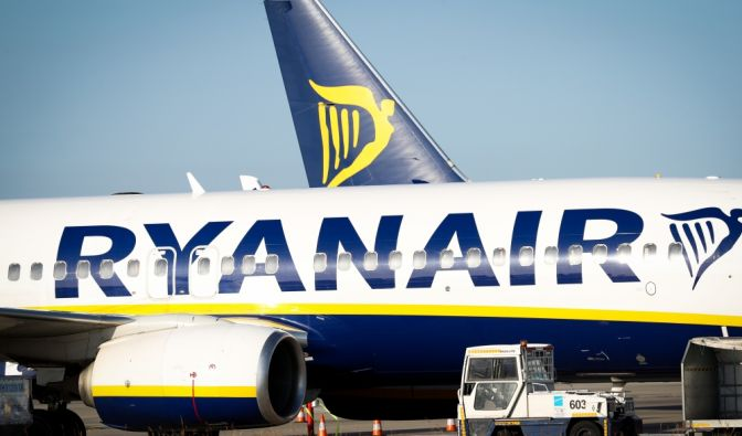 Ryanair-Streik am 28.09.2018