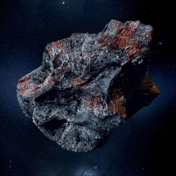Riesen-Asteroid im Anflug! So viel Zeit bleibt uns noch (Foto)