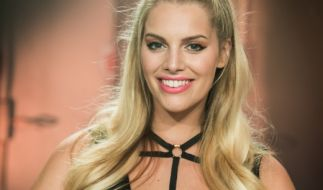 Angelina Kirsch hat sich neu eingebettet. (Foto)