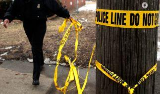 Nachdem in einer High School in Las Vegas Schüsse fielen, wurde die Schule komplett abgeriegelt (Symbolbild). (Foto)