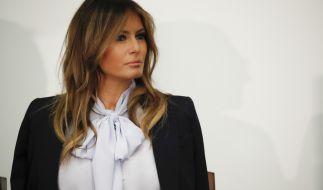 Wird sich Melania Trump von ihrem Mann scheiden lassen? (Foto)