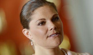 Kronprinzessin Victoria von Schweden hat der Diebstahl der schwedischen Kronjuwelen sichtlich geschockt. (Foto)