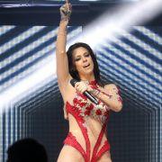 Würde Vanessa Mai für das Nackt-Magazin komplett blank ziehen? (Foto)