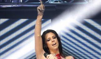 Zieht Vanessa Mai jetzt für den Playboy blank? (Foto)