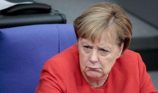"""Im aktuellen ZDF-""""Politbarometer"""" landete die Union nur noch bei 30 Prozent. (Foto)"""