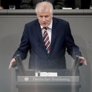 Horst Seehofer (CSU) hat heftig gegen die AfD ausgeteilt.