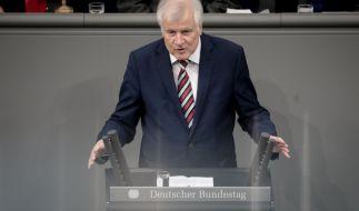 Horst Seehofer (CSU) hat heftig gegen die AfD ausgeteilt. (Foto)