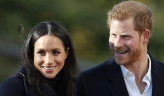 Die Welt wartet auf Nachwuchs bei Prinz Harry und Herzogin Meghan. (Foto)