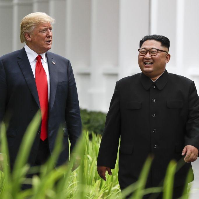 """Wollte Trump Kim mit der """"Mutter aller Bomben"""" töten? (Foto)"""