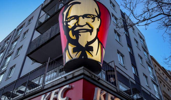 Ekel-Fund bei Kentucky Fried Chicken