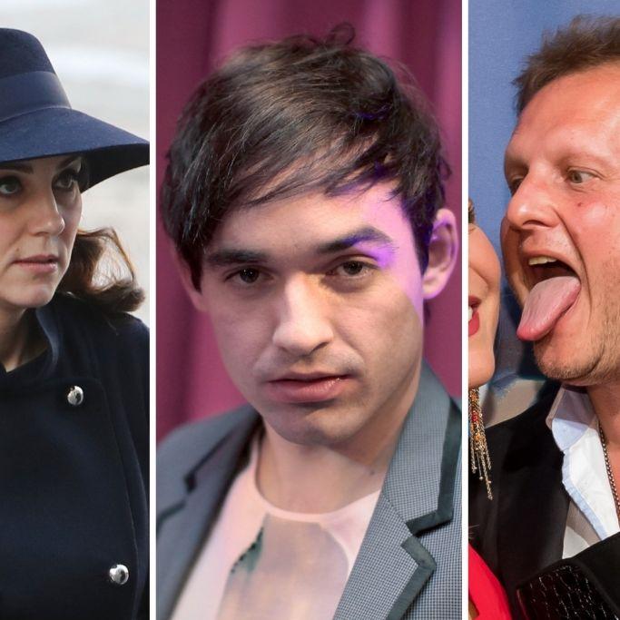 SO herzzerreißend machten unsere Stars tragische Schlagzeilen (Foto)