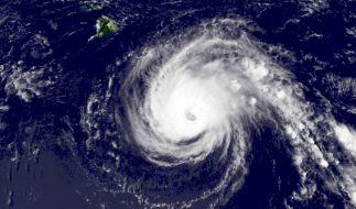 """Hurrikan """"Helene"""" macht sich vom Atlantik auf in Richtung Europa (Symbolfoto). (Foto)"""