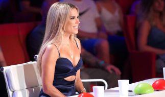 Sylvie Meis ist wieder als Jurorin beim Supertalent aktiv. (Foto)