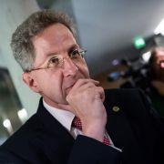 Verfassungsschutz-Chef Hans-Georg Maaßen steht unter Druck.