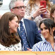 Ist Meghan Markle dank Schwägerin Kate endlich schwanger? (Foto)
