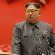 Kim verhandelt über atomare Abrüstung in Pjöngjang. (Foto)