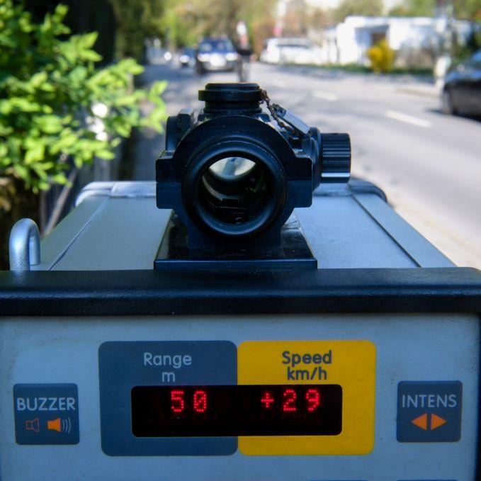 Blitzer-Marathon am 18.09.? DAS steckte wirklich hinter der Meldung (Foto)